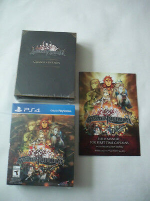 Sony Playstation 4 PS4 Grand Kingdom Grand Edition NISA Exclusive -NEW SEALED-