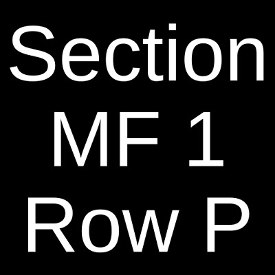 4 Tickets Hozier 6/2/19 State Theatre - MN Minneapolis, MN