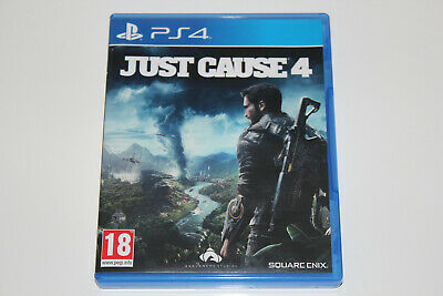 Just Cause 4 PlayStation 4 , PS4 , PS 4