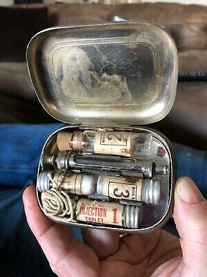 Antique Medical Kit