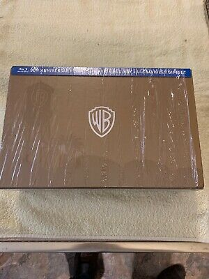 Best of Warner Bros.: 50 Film Collection (Blu-ray Disc, 2013, 52-Disc Set,...