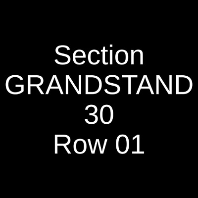2 Tickets Zac Brown Band 9/1/19 Fenway Park Boston, MA