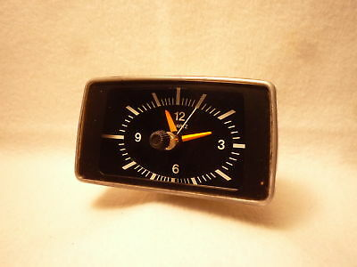 FORD ESCORT CAPRI 12V QUARTZ CLOCK mk2 mk3 cortina mk4 mk5 rs2000