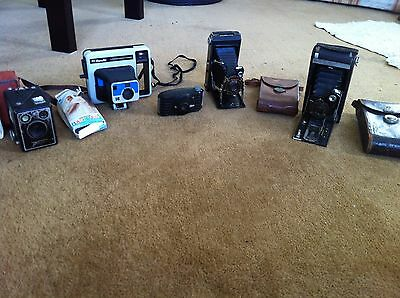 Collectable Vintage Cameras