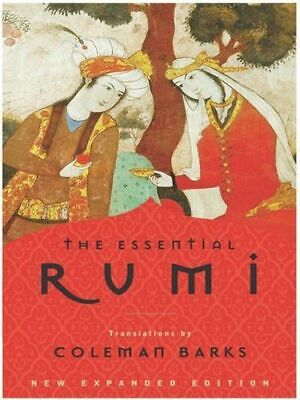 NEW The Essential Rumi By Coleman Barks Paperback Free Shipping