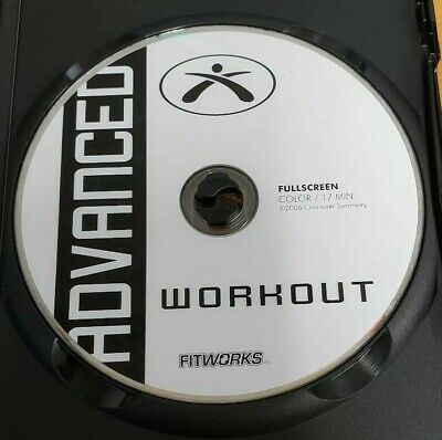 CROSSOVER SYMMETRY STANDARD Workout Training Dvd - $3 59
