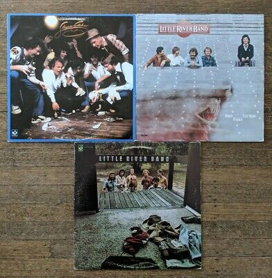 4 Little River Band Lp S Sleeper Catcher Time Exposure The
