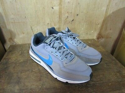 NIKE AIR MAX LTD Running Shoes White Black Turquoise Mod