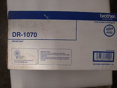 Genuine Brother DR-1070 Drum Unit 10,000 pages