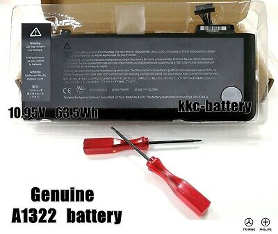 """OEM Genuine Battery A1322 for Apple MacBook Pro 13""""A1278 Mid 2009 2010 2011 2012"""