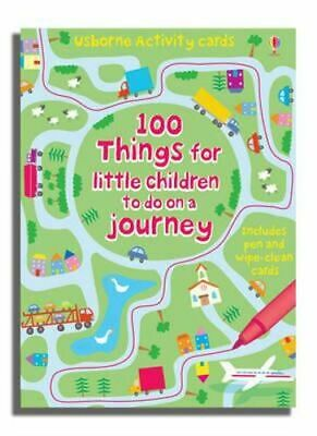 NEW 100 Things for Little Children to Do on a Journey By Catriona Clarke