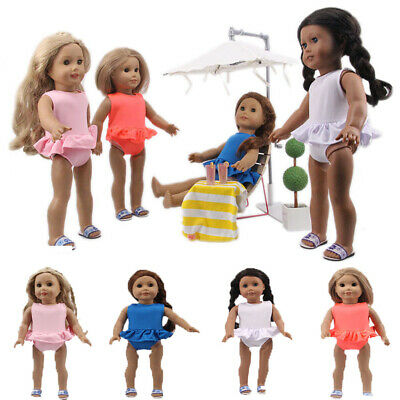 Pretty Doll Clothes for 18 Inch American Girl Our Generation Dolls Dress Up