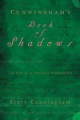 NEW Cunningham's Book Of Shadows By Scott Cunningham Hardcover Free Shipping