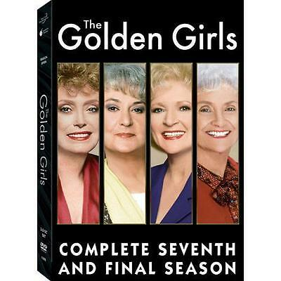 The Golden Girls - Complete Seventh and Final Season (DVD, 2007, 3-Disc Set)