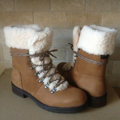ecc87f6a46d NEW UGG WOMENS Fraser Stout Fashion Boots Size 7.5 - $74.99 | PicClick