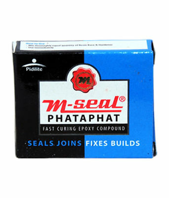 PIDILITE M-SEAL PHATAPHAT FAST CURING EPOXY COMPOUND 50 gm