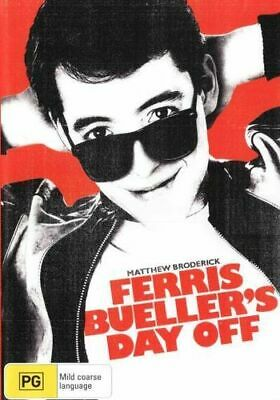 NEW Ferris Bueller's Day Off DVD Free Shipping