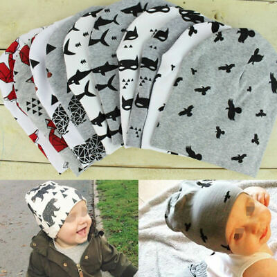 Fashion Toddler Kids Girl&Boy Baby Infant Winter Warm Cute Cotton Hat Beanie Cap