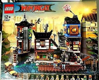 LEGO 70657 BNIB Lego Ninjago City Docks Best 🎁 FAST 🚚💨 B46051