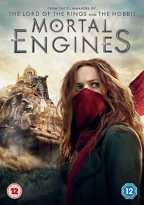 Mortal Engines (with Digital Download) [DVD]