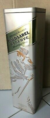 Johnnie Walker GOLD LABEL Reserve Authentic TIN CASE fr Thailand limited Edition
