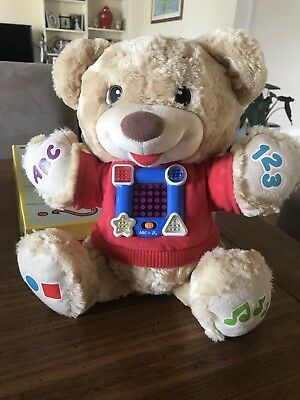 Fisher Price Bear