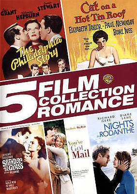 Best of Warner Bros. 5 Film Collection Romance Various DVD