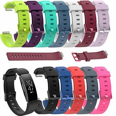 Fashion Silicone  Watch Band Strap Bracelet For Fitbit Inspire HR Watchband YUE