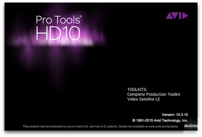 Avid Pro Tools 10 HD (MAC) Instant Delivery with Step By Step Walk Through