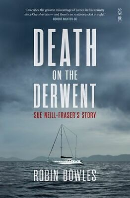 NEW Death on the Derwent By Robin Bowles Paperback Free Shipping