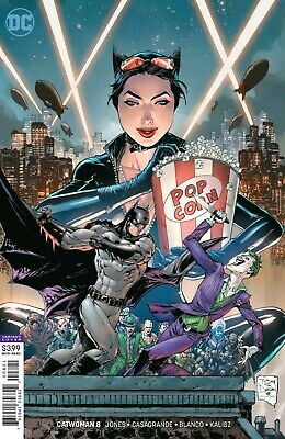 Catwoman #8 (2019) DC Comics * Variant Edition *