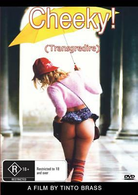 Cheeky - Tinto Brass - Dvd  Free Local Post