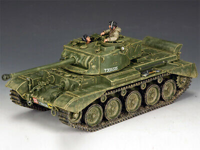 King and (&) Country BBB 001 - The British Comet Tank