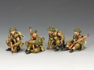 King and (&) Country BBB 002 - British Tank Riders Set