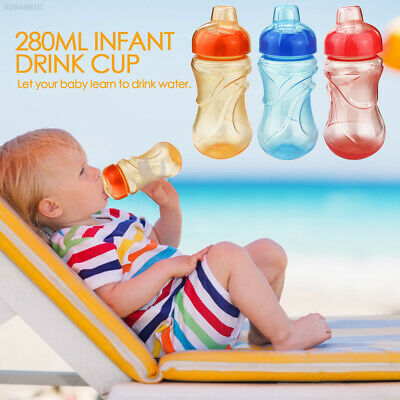 FE80 Duckbill Milk Feeding Training Drink Baby Cup Toddler Gifts PP Kids Sippy