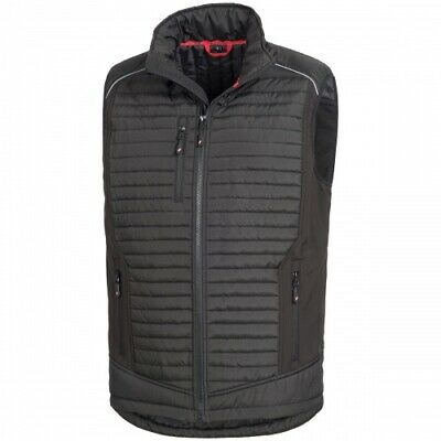 NITRAS Motion Tex Plus Softshell-Steppweste