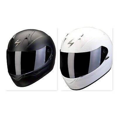 Nuovo casco moto integrale SCORPION EXO-390 solid