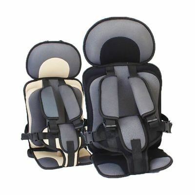 Baby Car Seat Adjustable Travel Cushion Booster Carrier for 6 Months-5 Years Old
