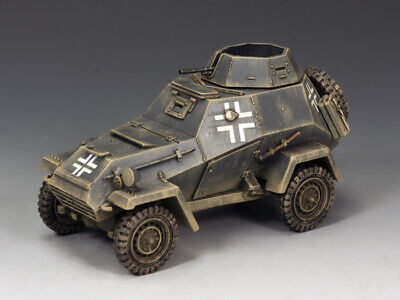 King and (&) Country WS245 - BA-64B Armoured Car (Captured German Version)