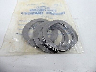 Spec W2420-025 Wave Springs (Pack of 8) 2.420 OD X 1.872 ID X 0.025 Thick
