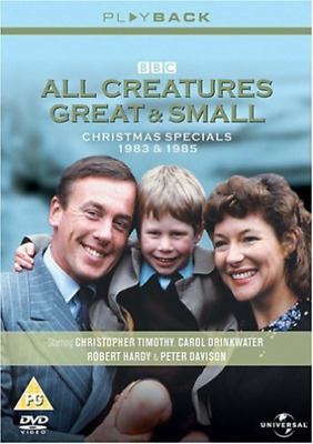 Christopher Timothy, Robert...-All Creatures Great and Small (UK IMPORT) DVD NEW
