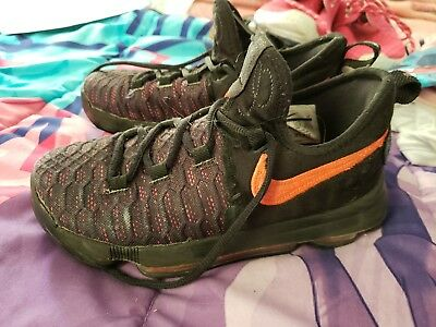 6903f3d84656 NIKE KD 6 Low Top Youth Basketball Shoes Size 6 Kevin Durant ...