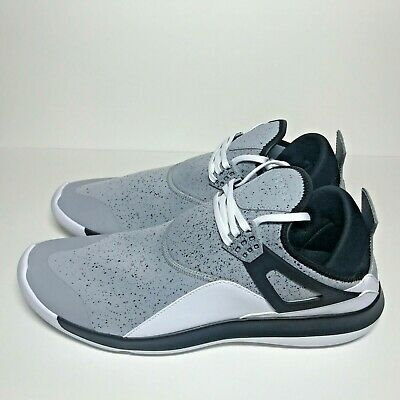 515847a48751a1 Nike Air Jordan Fly  89 Men s Sizes Running Shoes Wolf Grey Cement Black NEW