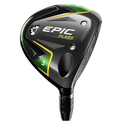 NEW Callaway Epic Flash Fairway Wood 2019 Choose Club, Shaft, Flex & Dexterity