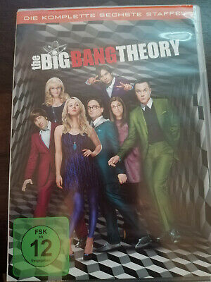 The Big Bang Theory - Staffel 6  [3 DVDs] (2013)