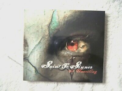 44490 Saint To Sinner The Unveiling [NEW & SEALED] CD (2009)