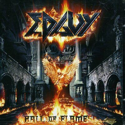 Edguy-Hall Of Flames (Uk Import) Cd New