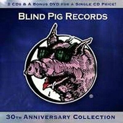 BLIND PIG RECORDS 30TH ANNI...-30Th Anniversary Collection (UK IMPORT) CD NEW