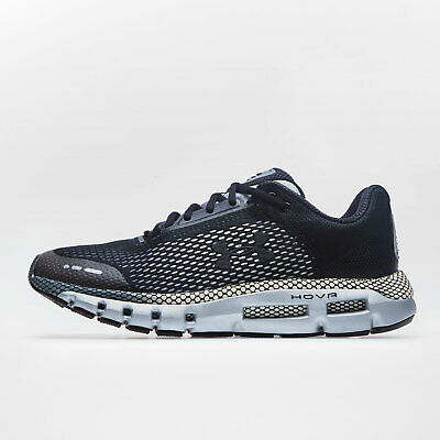 Under Armour Mens UA HOVR Infinite Running Shoes Footwear Sports Trainers Black
