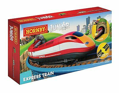 Hornby Junior Express Train Battery Powered Railway Playset
